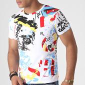 /achat-t-shirts/john-h-tee-shirt-a042-blanc-184742.html