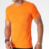 /achat-t-shirts/john-h-tee-shirt-a-strass-a051-orange-dore-184786.html