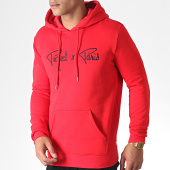 21a311b767 Project X - Sweat Capuche 1920010 Rouge