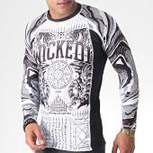 /achat-t-shirts-manches-longues/wicked-one-tee-shirt-manches-longues-de-sport-rashguard-tiger-blanc-noir-184801.html
