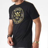 /achat-t-shirts/wicked-one-tee-shirt-a-bandes-stay-noir-dore-184808.html