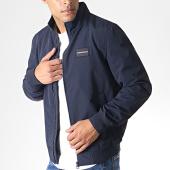 /achat-vestes/calvin-klein-jeans-veste-zippee-harrington-2644-bleu-marine-184901.html