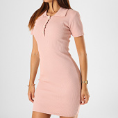 /achat-robes/girls-only-robe-polo-femme-9157-rose-pale-184892.html