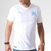 /achat-t-shirts/puma-tee-shirt-de-sport-om-home-authentic-755658-blanc-bleu-clair-184874.html