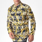 /achat-chemises-manches-longues/versace-jeans-chemise-manches-longues-renaissance-uup201-slim-print-b1gua6s3-noir-jaune-blanc-184848.html