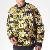 /achat-sweats-col-rond-crewneck/versace-jeans-sweat-crewneck-renaissance-uup303-over-print-b7gua7f5-noir-jaune-blanc-184856.html