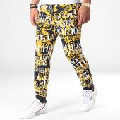 /achat-pantalons-joggings/versace-jeans-pantalon-jogging-renaissance-uup314-print-a2gua1f1-noir-jaune-blanc-184857.html