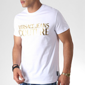 /achat-t-shirts/versace-jeans-tee-shirt-uup-slim-mc-logo-b3gua7tr-blanc-dore-184872.html