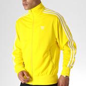 /achat-vestes/adidas-veste-de-sport-a-bandes-firebird-ed6073-jaune-185015.html