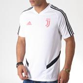 /achat-t-shirts/adidas-tee-shirt-de-sport-juventus-tr-dx9128-blanc-noir-corail-fluo-185047.html