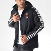 /achat-doudounes/adidas-doudoune-avec-bandes-juventus-dx9140-noir-blanc-corail-fluo-185056.html