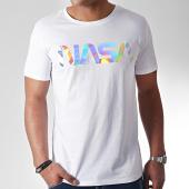 /achat-t-shirts/nasa-tee-shirt-iridescent-worm-logo-blanc-185163.html