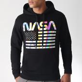 /achat-sweats-capuche/nasa-sweat-capuche-iridescent-usa-noir-185184.html