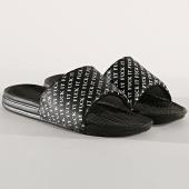 /achat-claquettes-sandales/huf-claquettes-f-ck-it-noir-185002.html