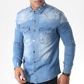 /achat-chemises-manches-longues/uniplay-chemise-jean-manches-longues-042-bleu-denim-185103.html
