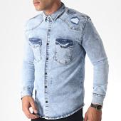 /achat-chemises-manches-longues/uniplay-chemise-jean-manches-longues-038-bleu-denim-185104.html