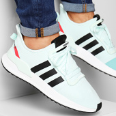 /achat-baskets-basses/adidas-baskets-u-path-ee4461-ice-mint-core-black-shock-red-185225.html