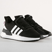 /achat-baskets-basses/adidas-baskets-femme-u-path-g28108-core-black-footwear-white-shock-red-185226.html