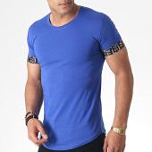 /achat-t-shirts-longs-oversize/classic-series-tee-shirt-oversize-279-bleu-roi-185200.html