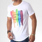 /achat-t-shirts-longs-oversize/classic-series-tee-shirt-oversize-270-blanc-185208.html