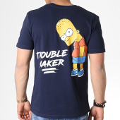 /achat-t-shirts/the-simpsons-tee-shirt-trouble-maker-bleu-marine-185228.html