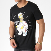 /achat-t-shirts/the-simpsons-tee-shirt-unplugged-noir-185231.html