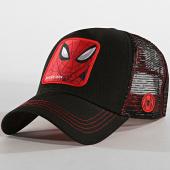 /achat-trucker/spiderman-casquette-trucker-spider-man-noir-185268.html