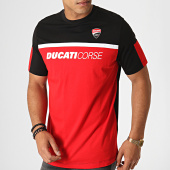 /achat-t-shirts/ducati-tee-shirt-contrast-yoke-36004-noir-blanc-rouge-185470.html
