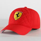 /achat-casquettes-de-baseball/scuderia-ferrari-casquette-quilted-ferrari-rouge-185444.html
