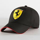/achat-casquettes-de-baseball/scuderia-ferrari-casquette-carbon-cap-noir-185445.html