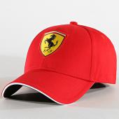 /achat-casquettes-de-baseball/scuderia-ferrari-casquette-classic-cap-ferrari-rouge-185448.html