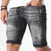 /achat-shorts-jean/john-h-short-jean-c9801-noir-185347.html