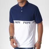 /achat-polos-manches-courtes/pepe-jeans-polo-manches-courtes-fidall-541220-blanc-bleu-marine-185315.html