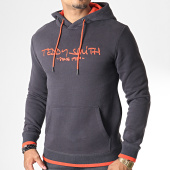 /achat-sweats-capuche/teddy-smith-sweat-capuche-siclass-gris-anthracite-rouge-185472.html