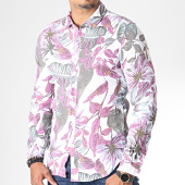 /achat-chemises-manches-longues/uniplay-chemise-manches-longues-floral-ul-04-blanc-rose-vert-185434.html