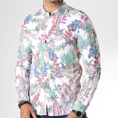 /achat-chemises-manches-longues/uniplay-chemise-manches-longues-floral-ul-02-blanc-185438.html