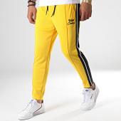 /achat-pantalons-joggings/uniplay-pantalon-jogging-a-bandes-upp41-jaune-noir-blanc-185441.html