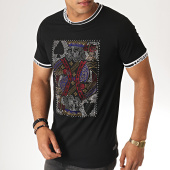 /achat-t-shirts/classic-series-tee-shirt-strass-89062-noir-argente-dore-185507.html