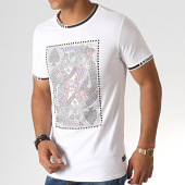 /achat-t-shirts/classic-series-tee-shirt-strass-89062-blanc-argente-dore-185509.html