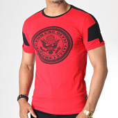 /achat-t-shirts/classic-series-tee-shirt-a-bandes-89069-rouge-noir-185538.html