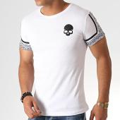 /achat-t-shirts/classic-series-tee-shirt-knz-03-blanc-185548.html
