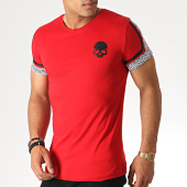 /achat-t-shirts/classic-series-tee-shirt-knz-03-rouge-185550.html