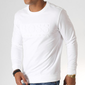 /achat-sweats-col-rond-crewneck/hugo-boss-sweat-crewneck-50388904-blanc-185625.html