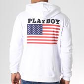 /achat-sweats-capuche/playboy-sweat-capuche-playboy-usa-blanc-185576.html