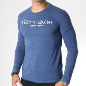 /achat-t-shirts-manches-longues/teddy-smith-tee-shirt-manches-longues-ticlass-3-bleu-chine-blanc-185534.html