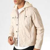 /achat-vestes/brave-soul-veste-jean-capuche-marco-beige-185801.html