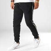 /achat-pantalons-joggings/diesel-pantalon-jogging-a-bandes-peter-00st1n-0hase-noir-185719.html