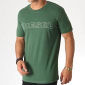 /achat-t-shirts/diesel-tee-shirt-jake-00cg46-0darx-vert-185723.html
