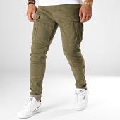 /achat-pantalons-cargo/g-star-pantalon-cargo-rovic-slim-trainer-d11629-a791-vert-kaki-185743.html