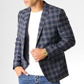 /achat-blazers/mackten-veste-blazer-a-carreaux-28041-bleu-marine-185805.html